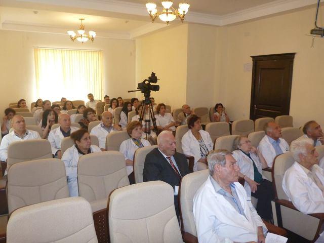 AMEA Aşqarlar Kimyası İnstitutunda Azərbaycan gənc alimlərinin I Qurultayına nümayəndələr seçilib
