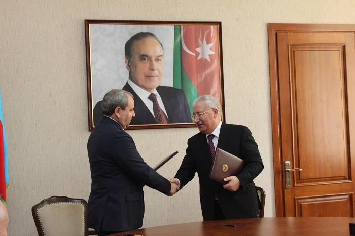 Elmin İnkişafı Fondu ilə Kənd Təsərrüfatı Nazirliyi arasında memorandum imzalanıb
