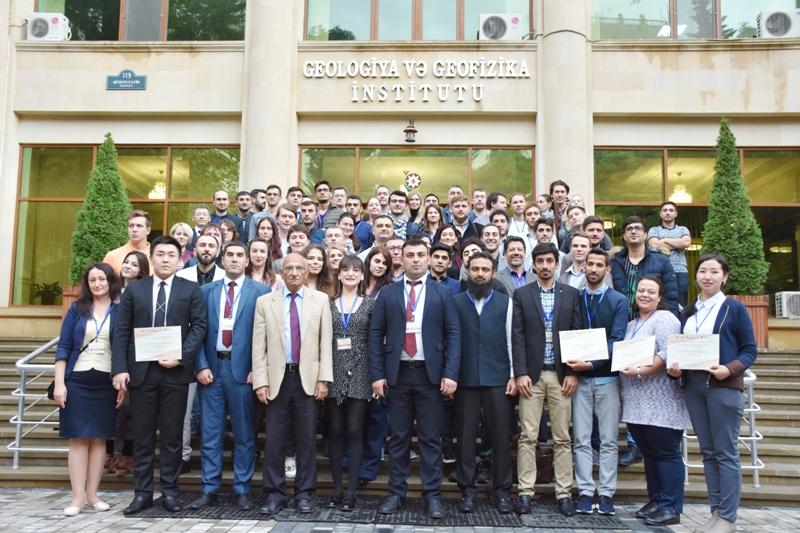 Gənc tədqiqatçıların 4 günlük beynəlxalq elmi konfrası işini uğurla başa vurub