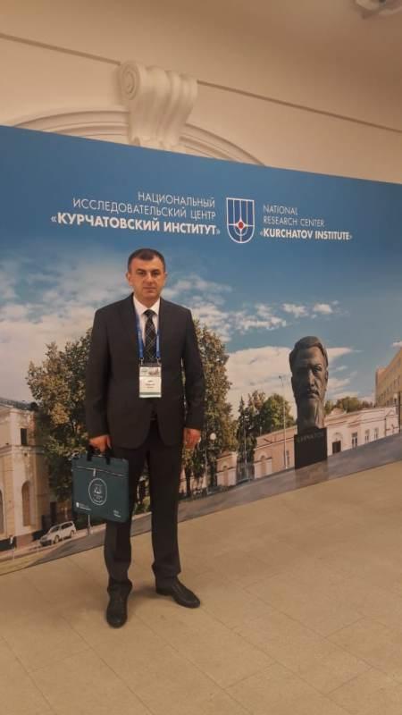 AMEA Gənc Alim və Mütəxəssislər Şurasının sədri Sankt-Peterburqda beynəlxalq konfransa ezam olunub