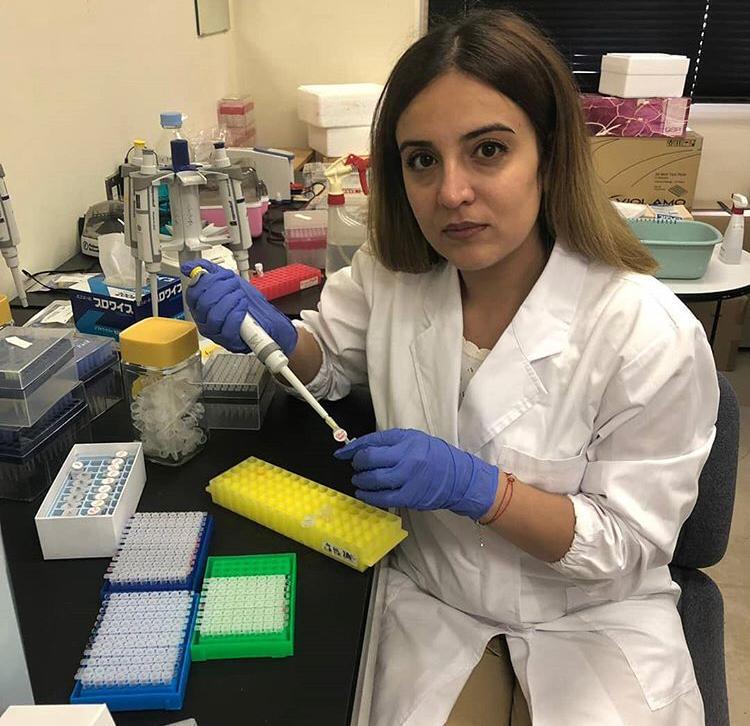 AMEA Botanika İnstitutunun doktorantı Yaponiyada təqaüd proqramını başa vurub