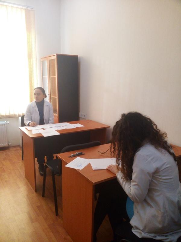 AMEA Aşqarlar Kimyası İnstitutunda magistrantların qış imtahan sessiyası başlanılıb