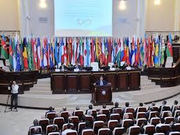 Dünya Gənc Alimlərinin Beynəlxalq Bakı Forumu (26-31 may 2014 il)