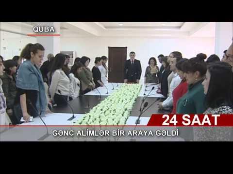 """Gənc alimlər """"31 mart soyqırımı""""na görə Qubada bir araya gəldi"""