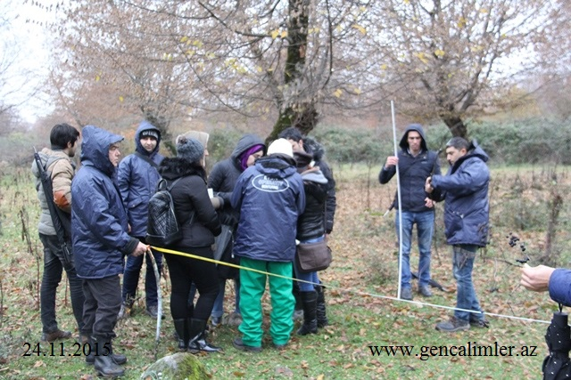Young Botanists participated at the Workshop of UNO