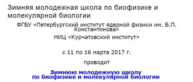 Sankt-Peterburqda gənclər üçün qış məktəbi keçiriləcək
