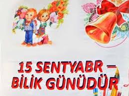 """Azərbaycanda bütün tədris müəssisələrində """"Bilik Günü"""" qeyd olundu"""