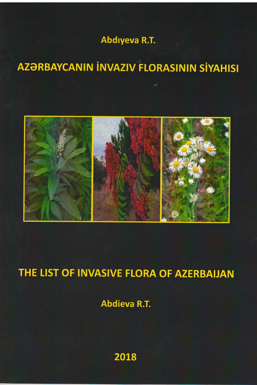 Azərbaycanın invaziv florasına dair ilk məlumatlar dərc olunub