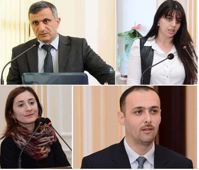 AMEA Gənc Alim və Mütəxəssislər Şurasının 4 elmi bölməsi hesabat verdi