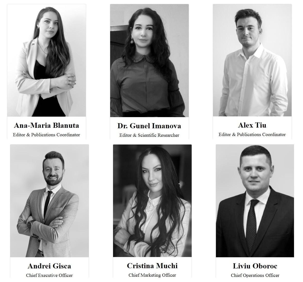 AMEA Radiasiya Problemləri İnstitutunun gənc alimi Moldova nəşriyyatının Redaksiya Heyətinə üzv seçilib