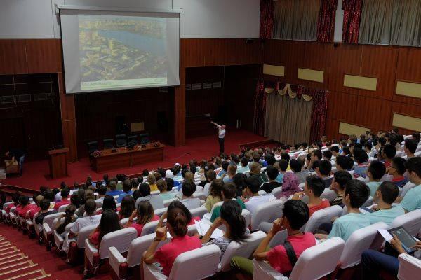 XXVII Beynəlxalq İnformatika Olimpiadasında Azərbaycan məktəbliləri iştirak edib