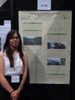 AMEA Dendrologiya İnstitutunun gənc alimi İngiltərədə beynəlxalq konfransda iştirak edib