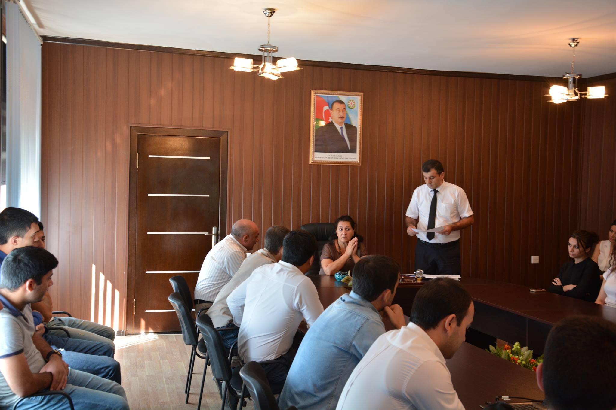 """Radiasiya Problemləri İnstitutunda gənclər arasında """"Ən yaxşı elmi-tədqiqat işi"""" müsabiqəsi keçiriləcək"""