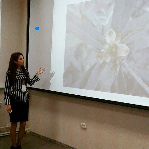 AMEA Dendrologiya İnstitutunun doktorantı Gənc Alimlərin III Beynəlxalq Botanika Konfransında iştirak edib
