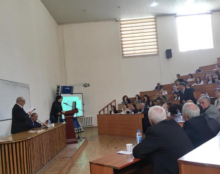 «Kimyanın aktual problemləri» XIII Beynəlxalq Elmi Konfransı keçirilib