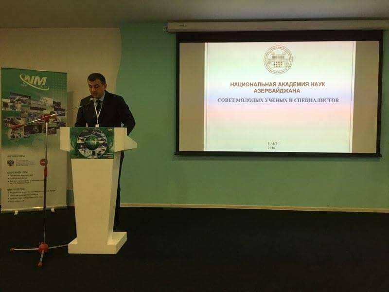 Soçidə Gənc alimlərin II Multidissiplinar Forumu keçrilir
