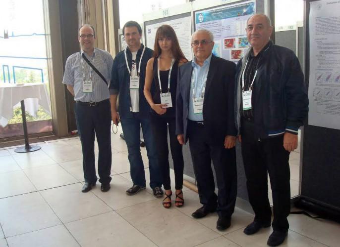 AMEA-nın vitse-prezidenti Avropada təhsil alan azərbaycanlı doktorantlarla görüşüb