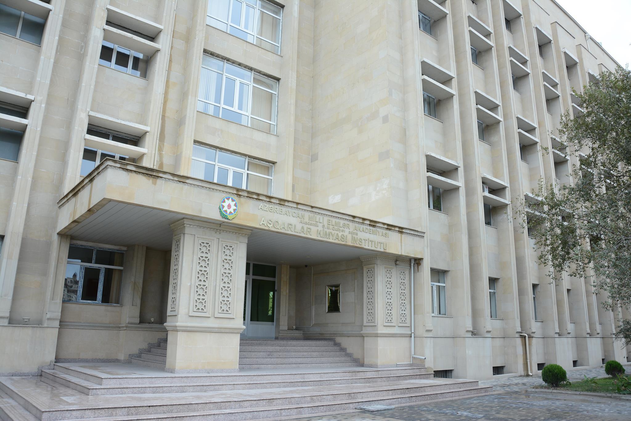 AMEA Aşqarlar kimyası İnstitutunda magistrantların yay imtahan sessiyası başlanıb