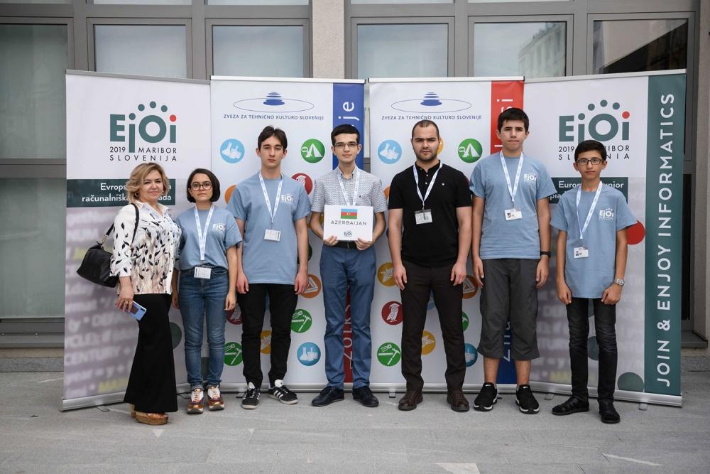 Azərbaycanlı məktəbli Avropa İnformatika Olimpiadasında medal qazanıb