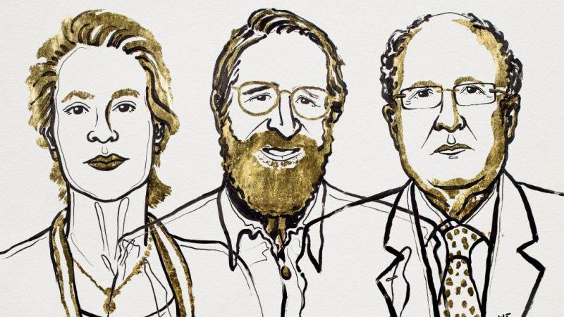 Kimya üzrə Nobel mükafatının sahibləri açıqlandı