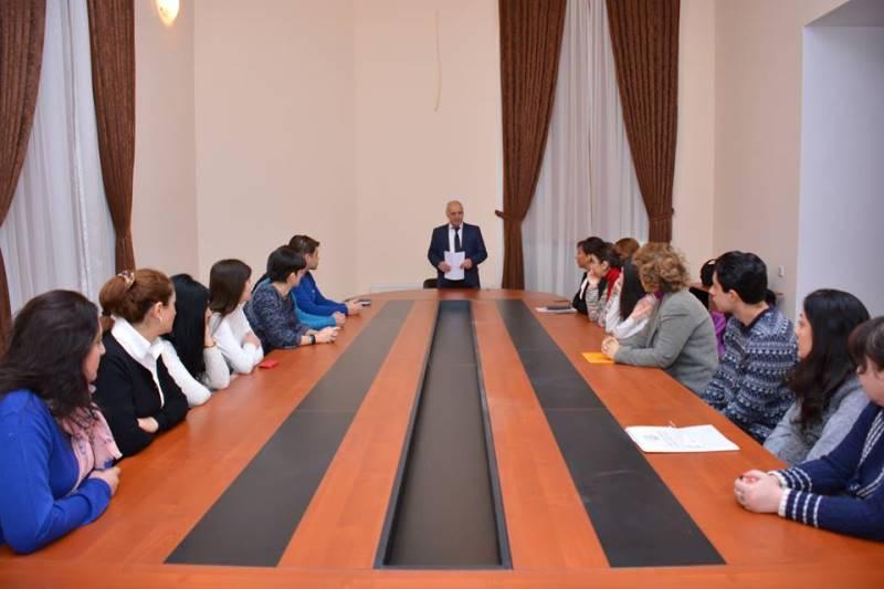 AMEA-nın yeni İnstitutunda Gənc Alim və Mütəxəssislər Şurası yaradıldı
