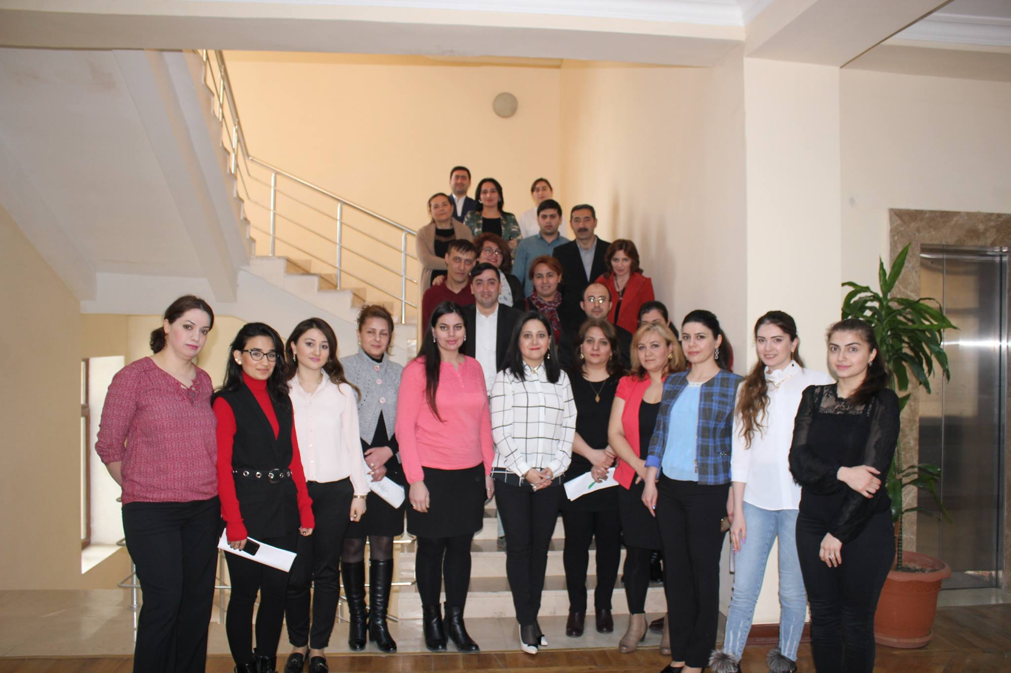 Institute hosted scientific conference of youth