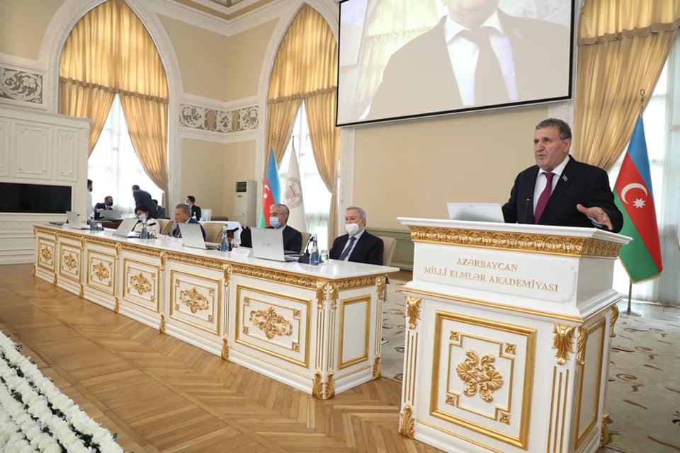 AMEA-nın Nizamnamə Komissiyasının yeni tərkibi təsdiq olunub