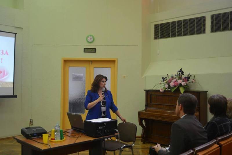 AMEA Mərkəzi Nəbatat Bağının gənc alimi beynəlxalq elmi-praktiki konfransda iştirak edib