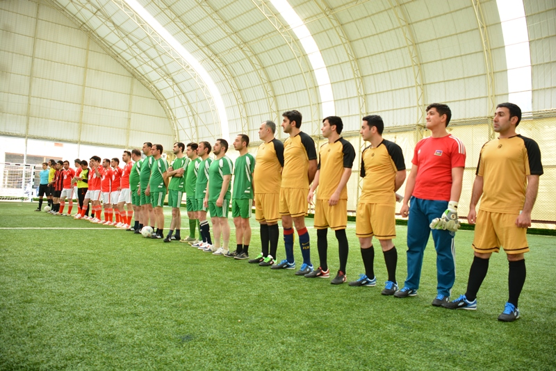 AMEA Dendrologiya İnstitutunun komandası Futbol Çempionatından kənarlaşdırıldı
