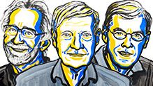 Kimya üzrə Nobel mükafatının sahibləri açıqlanıb