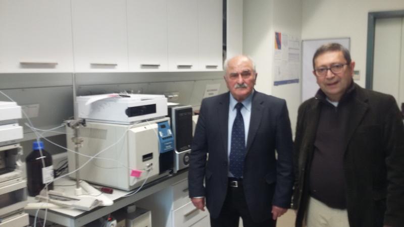 AMEA Aşqarlar Kimyası İnstitutu Türkiyənin İstanbul Texniki Universiteti ilə elmi əməkdaşlıq əlaqələrini genişləndirir