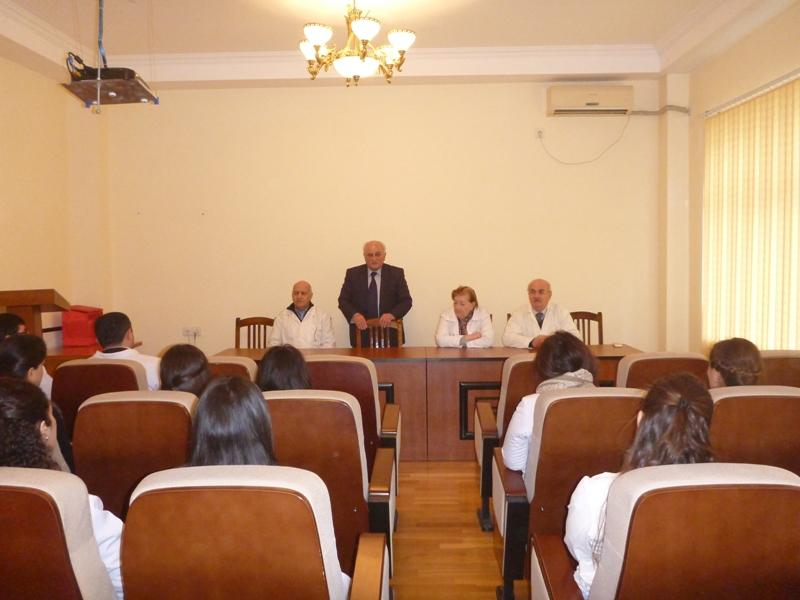 AMEA Aşqarlar Kimyası İnstitutunda 2 fevral - Gənclər Günü qeyd edildi