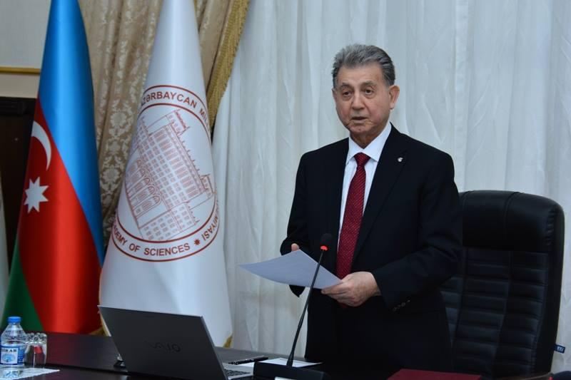 AMEA prezidenti, akademik Akif Əlizadə Türk Dünyası Elmlər Akademiyaları Birliyinə sədrlik edəcək