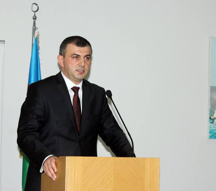 """""""Gənclərlə müasir elmin inkişafında dinamizmə nail olmağa çalışırıq"""""""