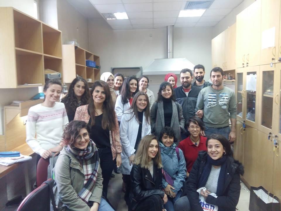 Gənc arxeoloq alim Türkiyənin İstanbul Universitetində elmi-praktiki təcrübə keçib
