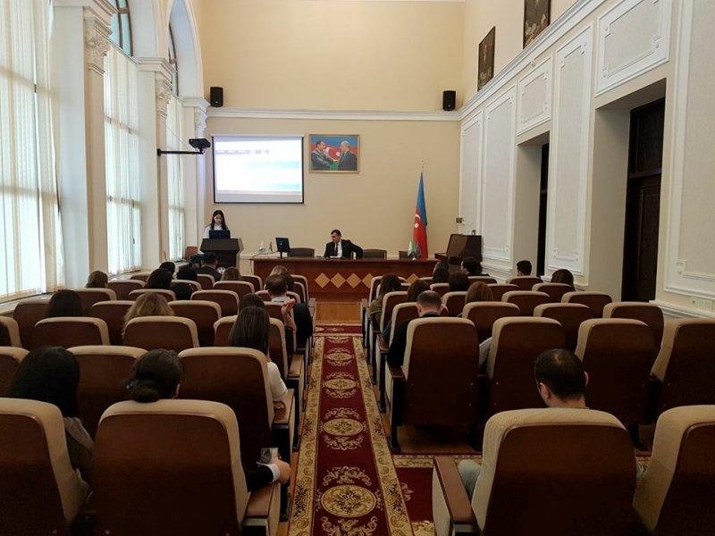 AMEA Gənc Alim və Mütəxəssislər Şurasının 2017-ci il üzrə son iclası keçirildi