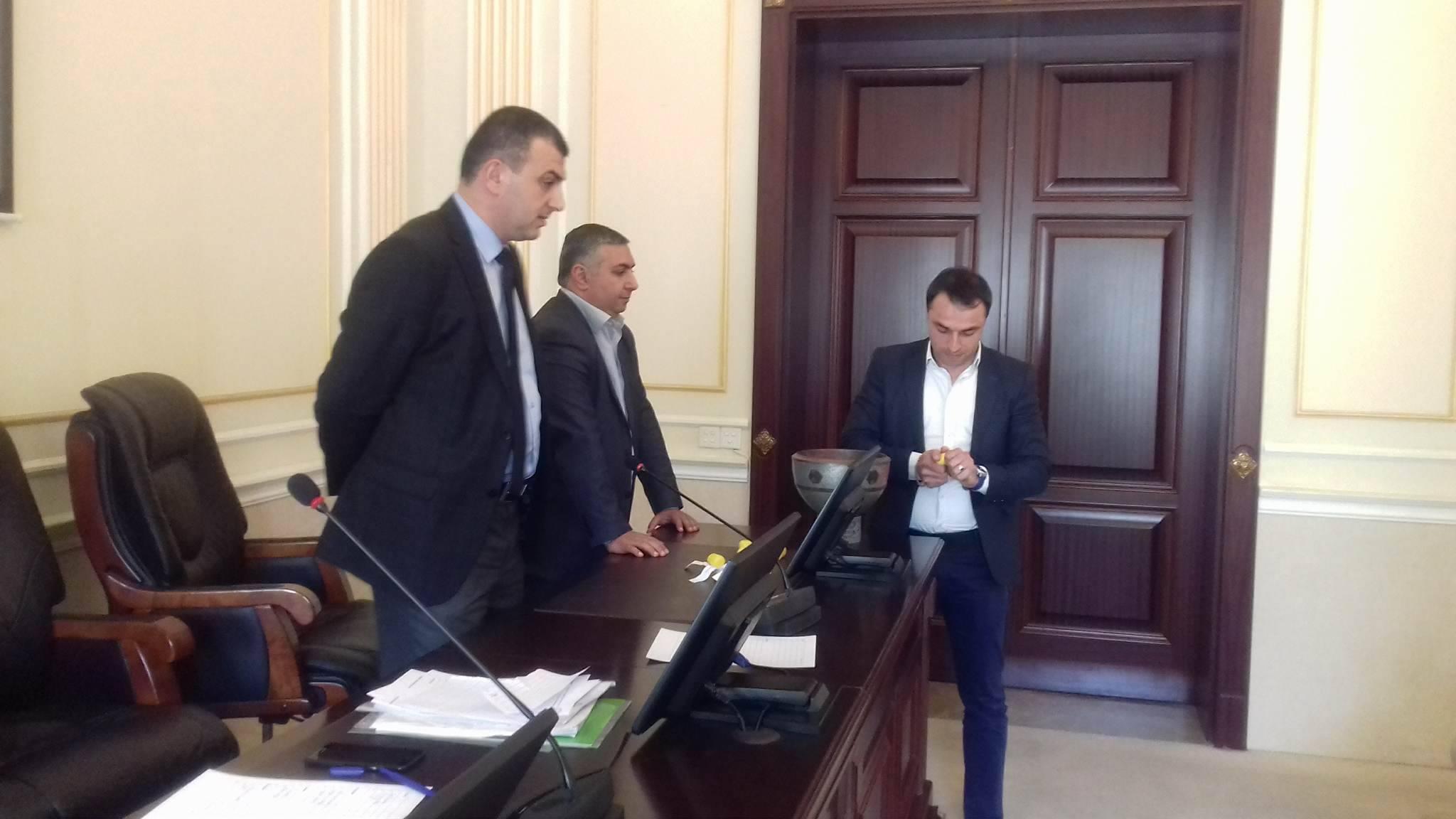 """""""AMEA Gənc Alim və Mütəxəssislərin V İnstitutlararası futbol çempionatı""""nın püşkatma mərasimi keçirildi"""
