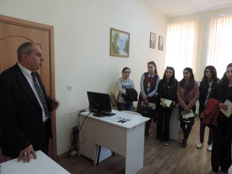 AMEA Torpaqşünaslıq və Aqrokimya İnstitutunda elmi seminar keçirilib