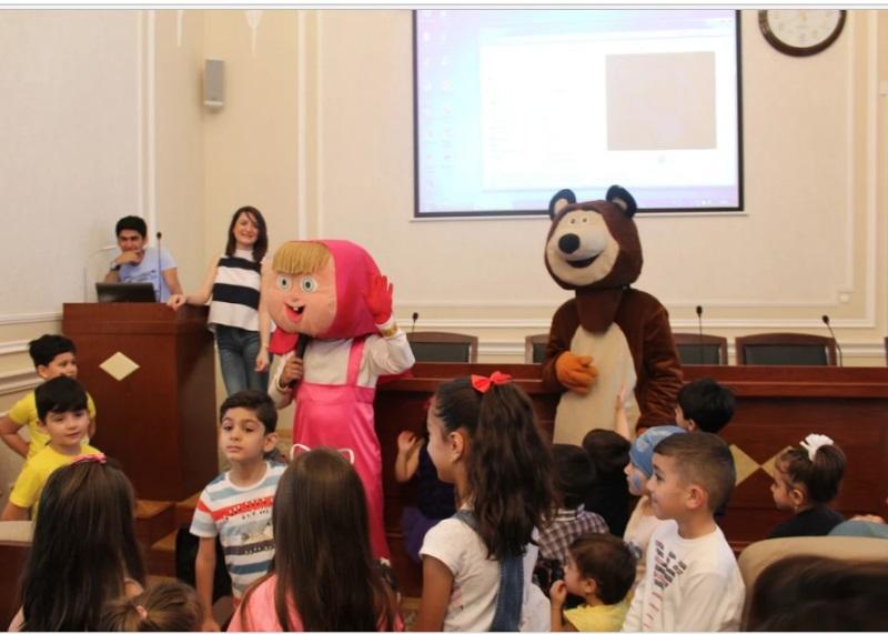 AMEA Geologiya və Geofizika İnstitutunda Uşaqların Beynəlxalq Müdafiəsi Günü qeyd edilib