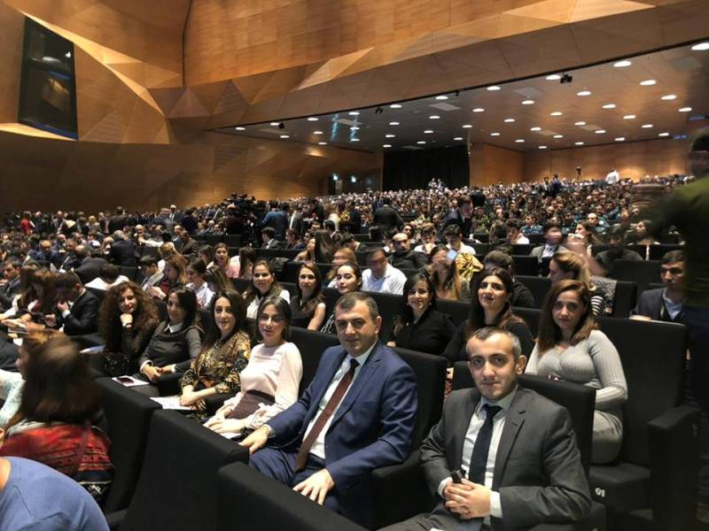 Bakıda Azərbaycan Gənclərinin VIII Forumu keçirildi