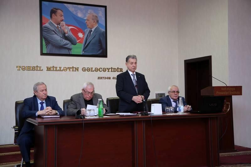 AMEA Kimya Elmləri Bölməsi də 2018-ci ilə yekun vurdu