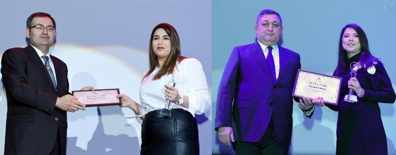 """AMEA-nın 2 gənci """"İlin gənci"""" mükafatına layiq görülüb"""