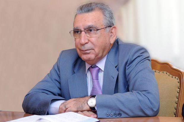 """Akademik Ramiz Mehdiyev Rusiyanın """"Şərəf"""" ordeninə layiq görülüb"""