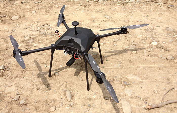 AMEA dronları: Elmi-tədqiqat yönümlü tətbiq prosesinə inteqrasiya