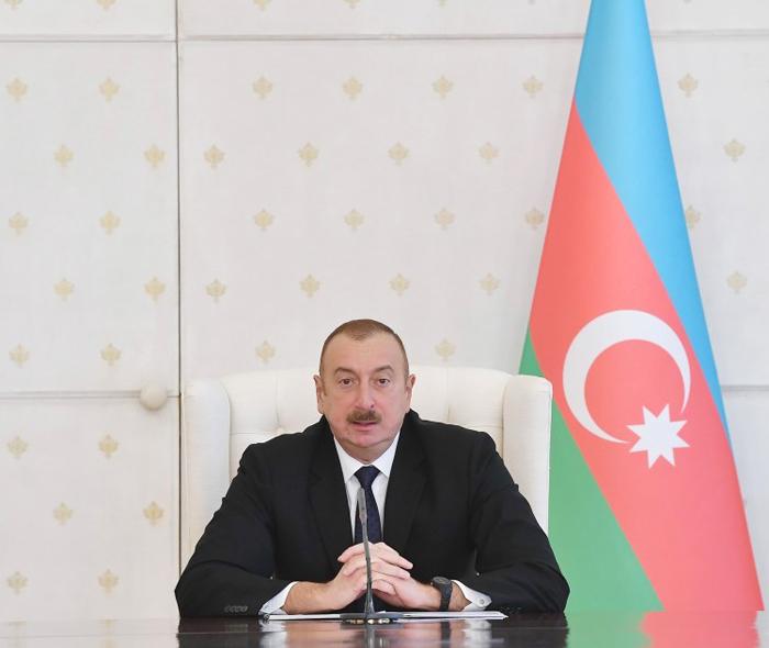 """Prezident İlham Əliyev 2019-cu ili Azərbaycanda """"Nəsimi İli"""" elan edib"""