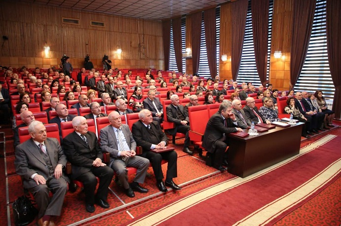 Azərbaycanın görkəmli alimlərinin adına AMEA-nın mükafatları təsis edilib