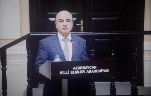 AMEA-nın magistraturasında tədris prosesi təkmilləşdirilir