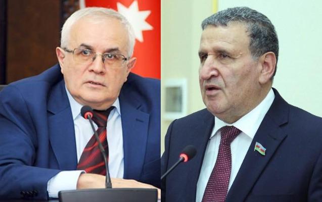 Akademiklər İsa Həbibbəyli və İbrahim Quliyev AMEA-nın birinci vitse-prezidentləri seçiliblər