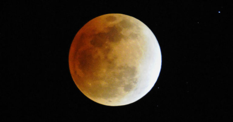 Bu ilin ilk Ay tutulması hadisəsi yanvarın 10-da baş verəcək