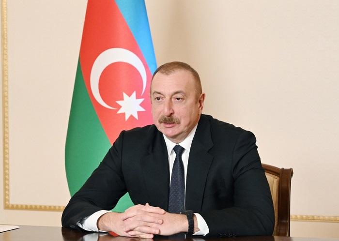 Prezident İlham Əliyevin Novruz bayramı münasibətilə Azərbaycan xalqına təbrik etdi